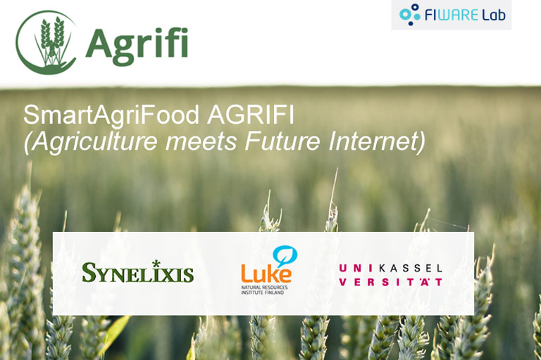 Synelixis participates in AgriFI