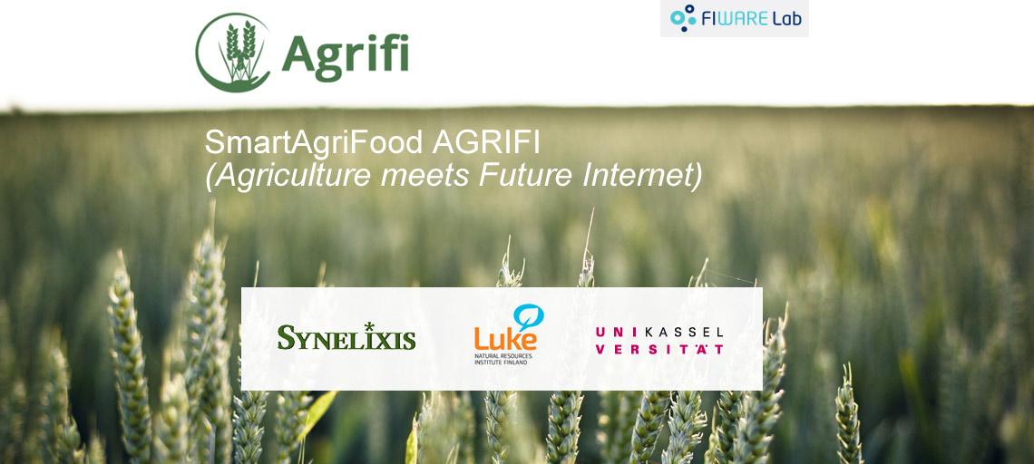 SmartAgriFood AGRIFI