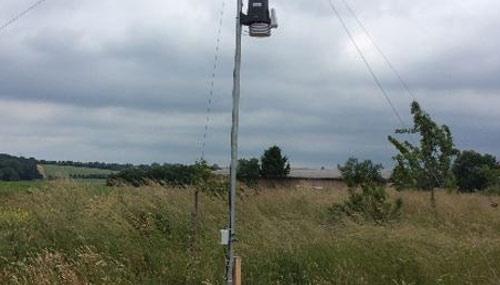 New Synfield installation in Witzenhausen, Germany