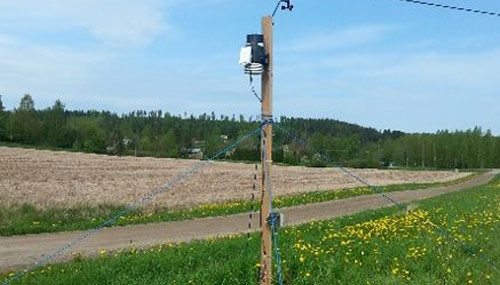 New SynField Installation in Vakola, Finland