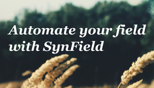 Synelixis proudly announces SynField V2.0