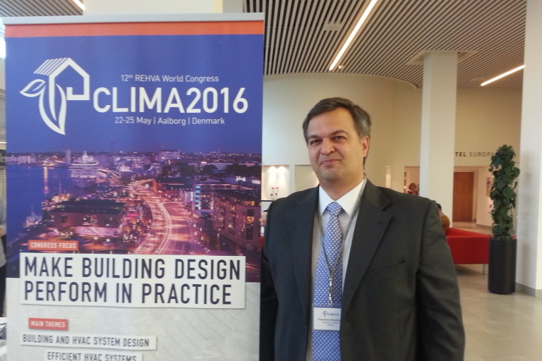 Synelixis participation in Clima2016