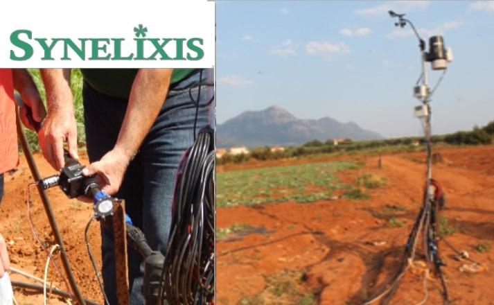 SynField Watermelon Irrigation in Kyparissia, Greece