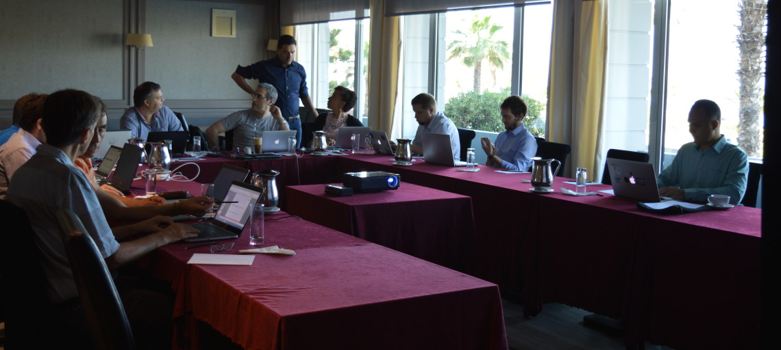 Synelixis hosted the 2nd Plenary Meeting of ARMOUR project