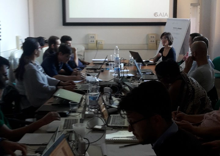 GAIA 2nd Plenary Meeting