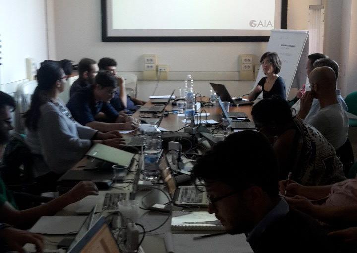 GAIA 2nd Plenary Meeting