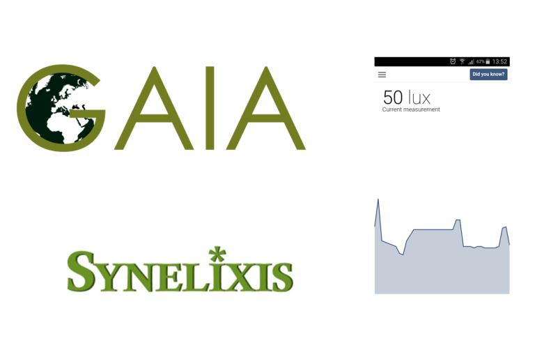 GAIA Participatory Sensing Application