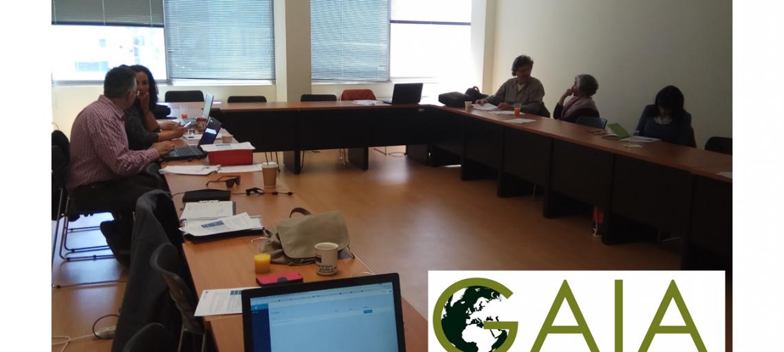 GAIA Second Training Workshop