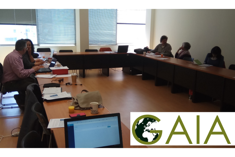 GAIA Second Training Workshop
