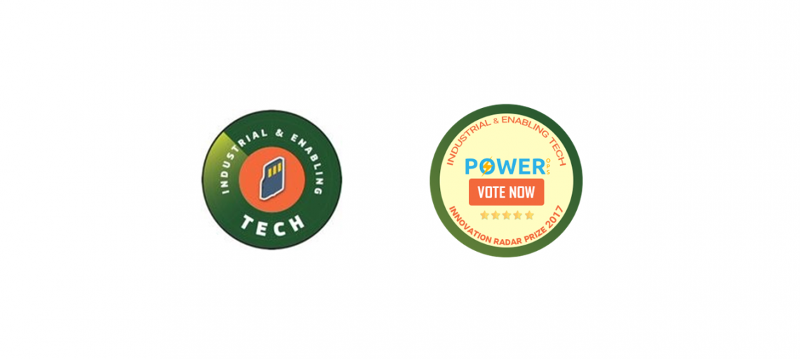 Power-Ops nominated for the Innovation Radar Prize 2017