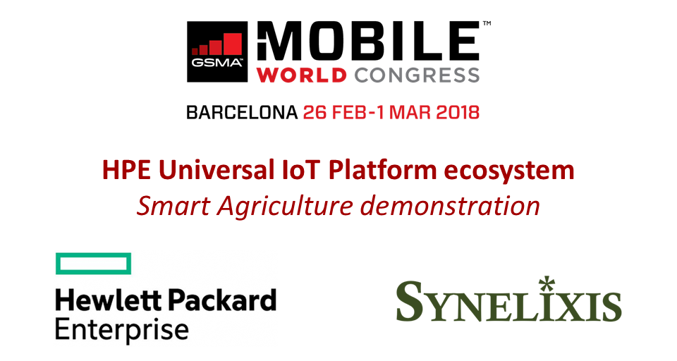 Mobile World Congress 2018 Demonstration