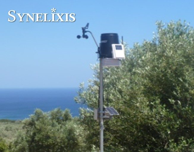New SynField installation in Monemvasia, Greece