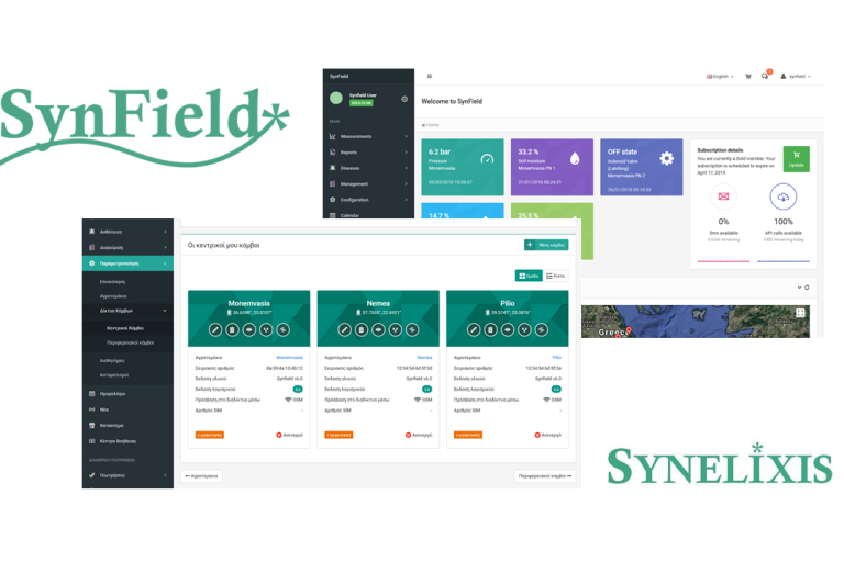 Meet the SynField Platform V3.1