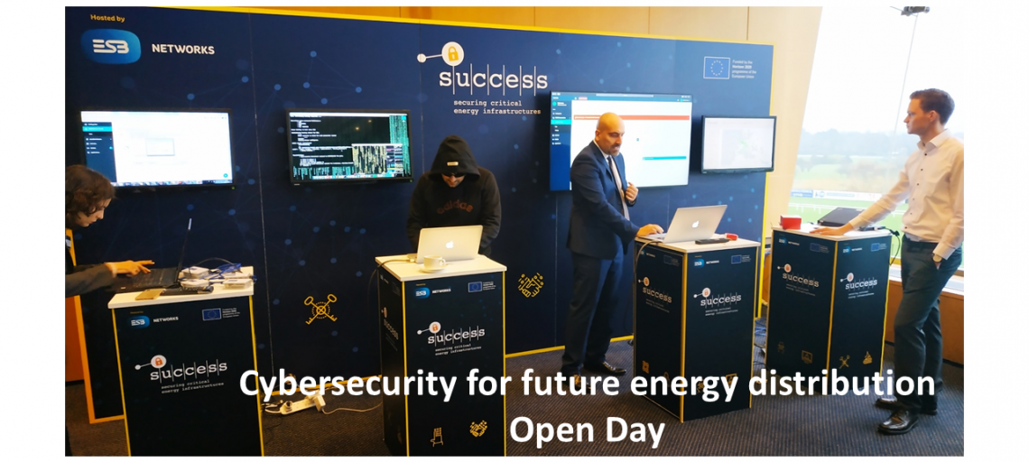 H2020 SUCCESS Open Day in Dublin