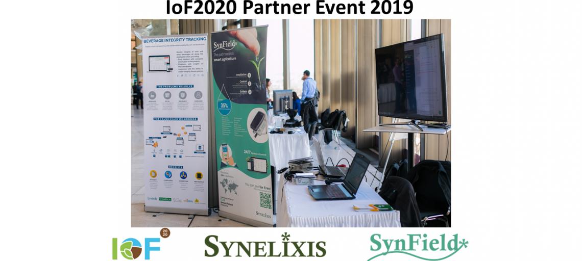 IoF2020 Partners Event 2019