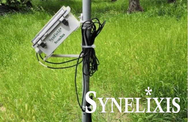 New SynField Installation At Vagies (Greece)