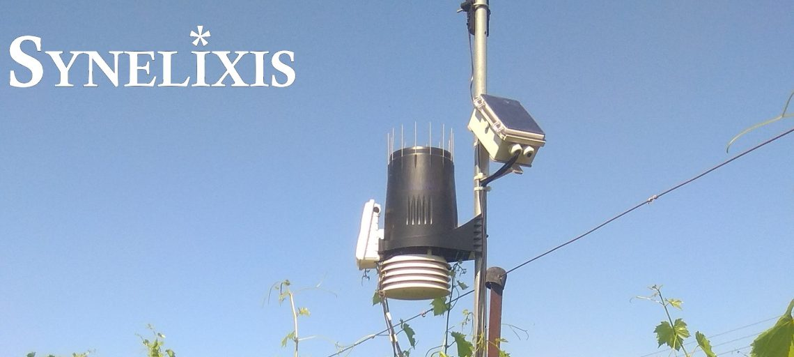 New SynField installation at Dexameni (Greece)
