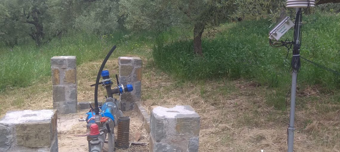 Upgrade of SynField installation at Sxinos (Greece)