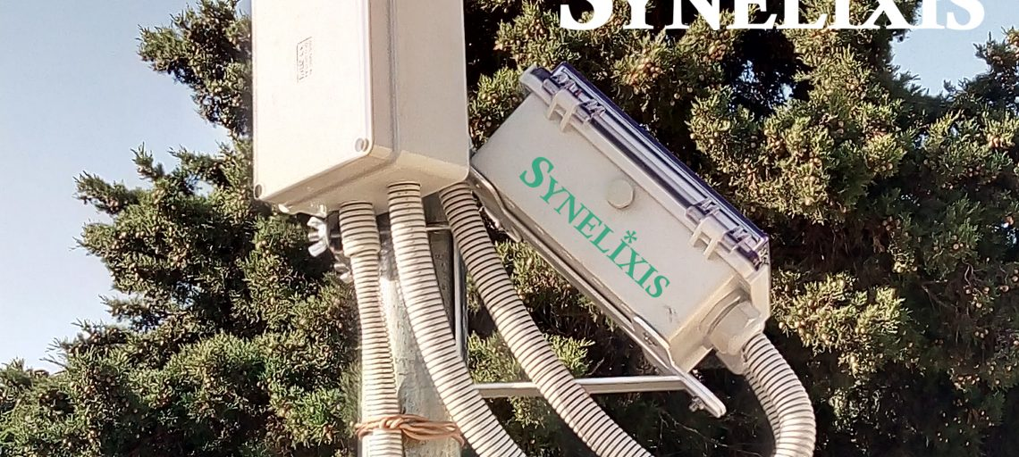 New SynField installation at Enosi Selinou