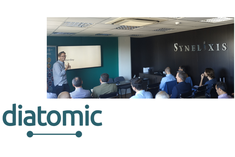 Synelixis hosts Diatomic Bootcamp