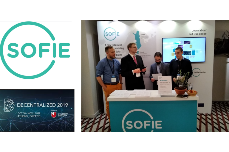 SOFIE at Decentralized 2019