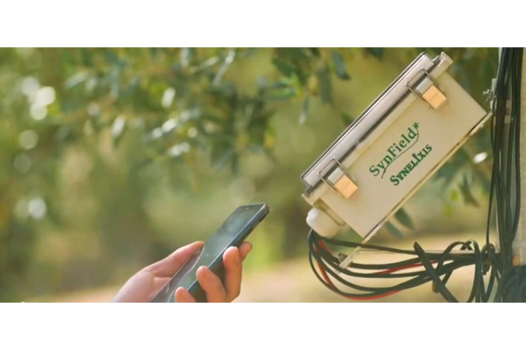 Synelixis' SynField Precision Agriculture Solution at SKAI TV