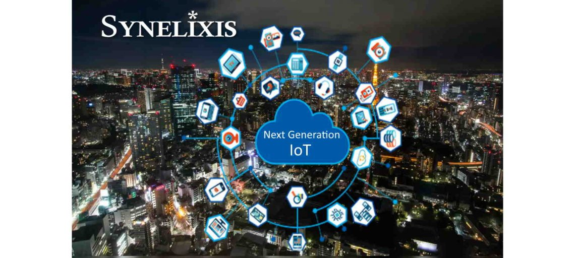 Synelixis to lead flagship European project on IoT