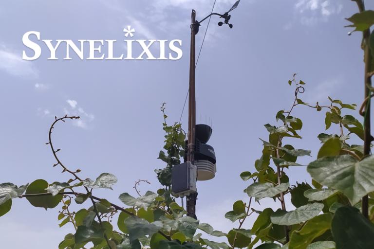 New SynField installation at Astakos, Etoloakarnania